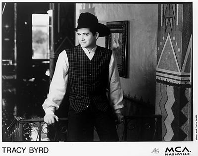 Tracy Byrd Promo Print  : 8x10 RC Print
