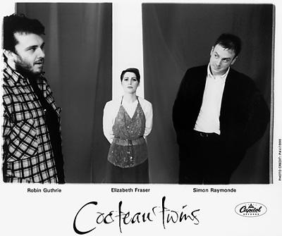 Cocteau Twins Promo Print  : 8x10 RC Print