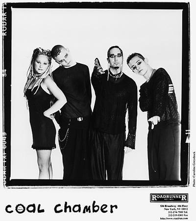 Coal Chamber Promo Print  : 8x10 RC Print