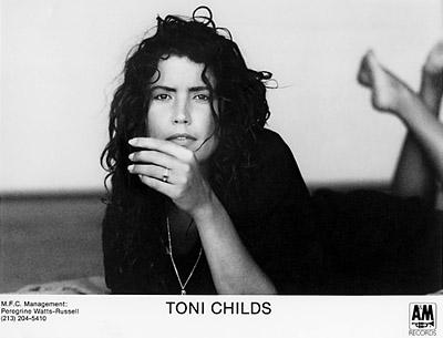 Toni Childs Promo Print  : 8x10 RC Print
