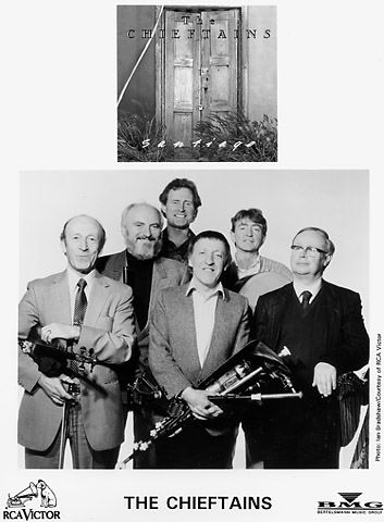 The Chieftains Promo Print  : 8x10 RC Print