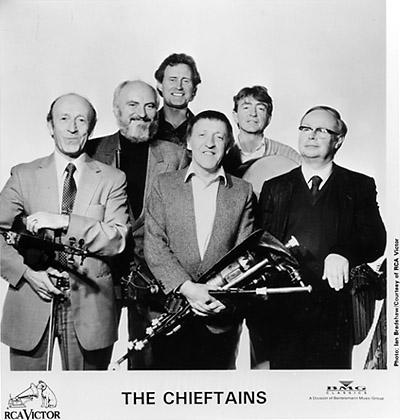 The Chieftains Promo Print  : 8x10 RC Print