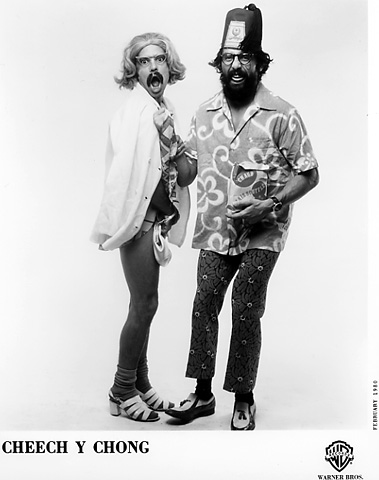 Cheech and Chong Promo Print  : 8x10 RC Print
