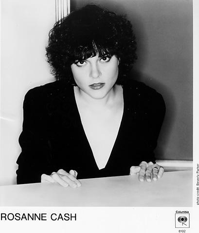 Rosanne Cash Promo Print  : 8x10 RC Print