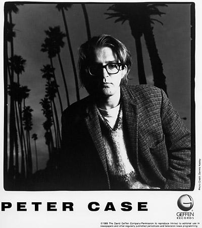 Peter Case Promo Print  : 8x10 RC Print