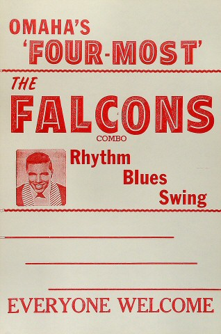 "The Falcons Poster  : 12"" x 18"""
