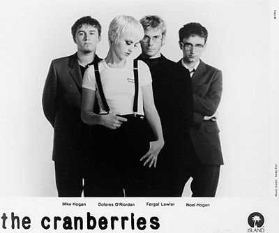 The Cranberries Promo Print  : 8x10 RC Print