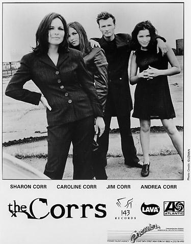 The Corrs Promo Print  : 8x10 RC Print