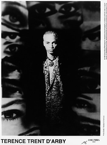 Terence Trent D'Arby Promo Print  : 8x10 RC Print