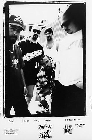 Cypress Hill Promo Print  : 8x10 RC Print
