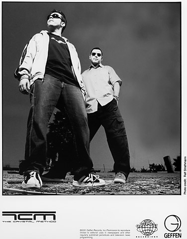 The Crystal Method Promo Print  : 8x10 RC Print