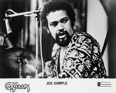 Joe Sample Promo Print  : 8x10 RC Print