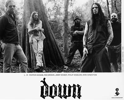 Down Promo Print  : 8x10 RC Print