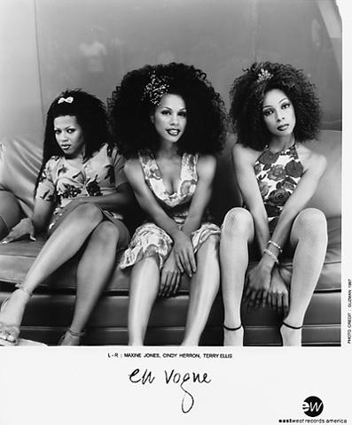 En Vogue Promo Print  : 8x10 RC Print