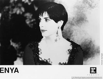 Enya Promo Print  : 8x10 RC Print