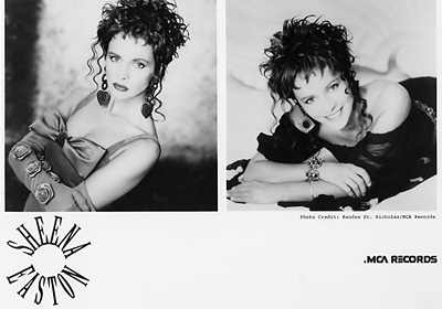 Sheena Easton Promo Print  : 8x10 RC Print