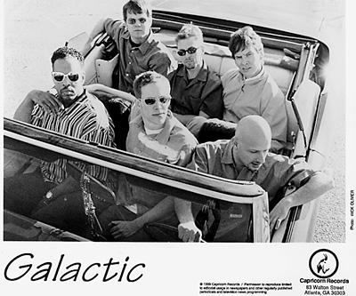 Galactic Promo Print  : 8x10 RC Print