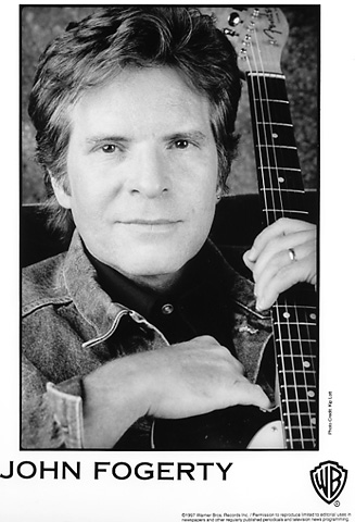 John Fogerty Promo Print  : 8x10 RC Print