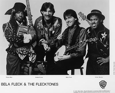 Bela Fleck & The Flecktones Promo Print  : 8x10 RC Print
