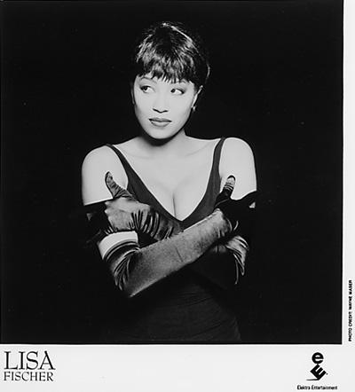 Lisa Fischer Promo Print  : 8x10 RC Print