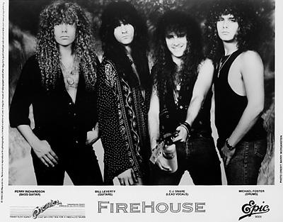 Firehouse Promo Print  : 8x10 RC Print
