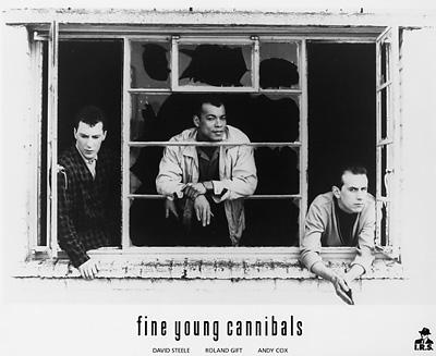 Fine Young Cannibals Promo Print  : 8x10 RC Print