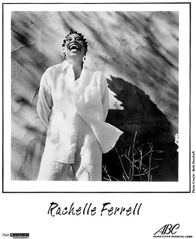 Rachelle Ferrell Promo Print  : 8x10 RC Print