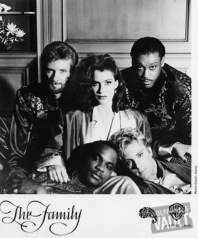 Family Promo Print  : 8x10 RC Print