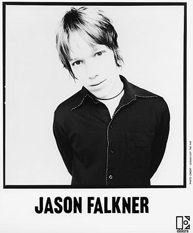 Jason Falkner Promo Print  : 8x10 RC Print