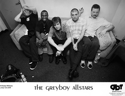 Greyboy Allstars Promo Print  : 8x10 RC Print