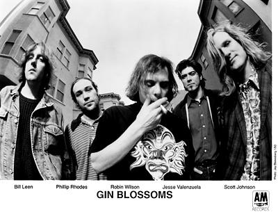 Gin Blossoms Promo Print  : 8x10 RC Print