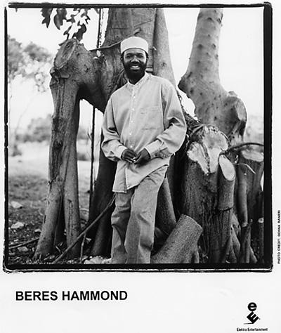 Beres Hammond Promo Print  : 8x10 RC Print