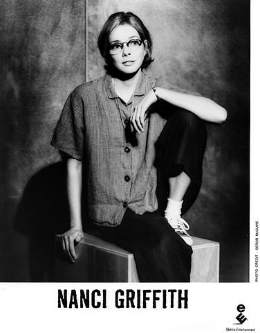 Nanci Griffith Promo Print  : 8x10 RC Print