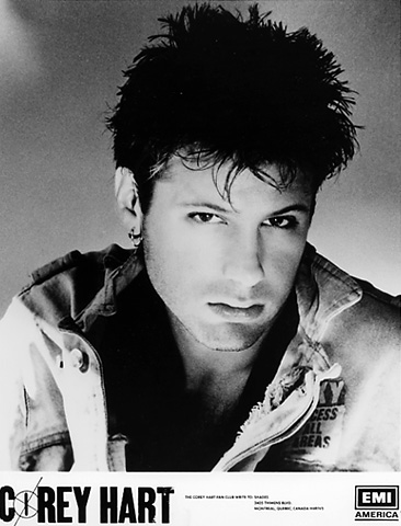 Corey Hart Promo Print  : 8x10 RC Print