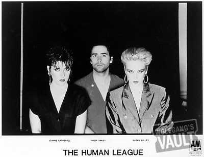 Human League Promo Print  : 8x10 RC Print