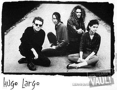 Hugo Largo Promo Print  : 8x10 RC Print
