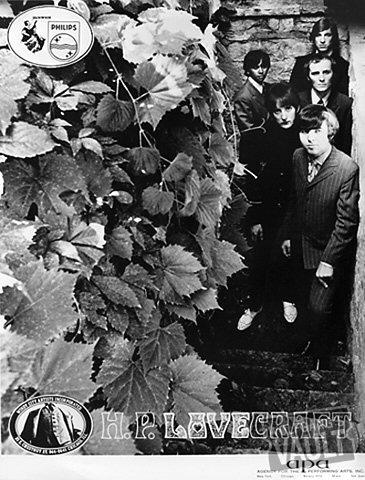 H.P. Lovecraft Promo Print  : 8x10 RC Print
