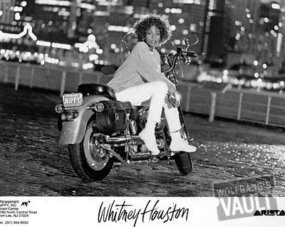 Whitney Houston Promo Print  : 8x10 RC Print