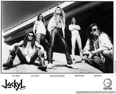 Jackyl Promo Print  : 8x10 RC Print