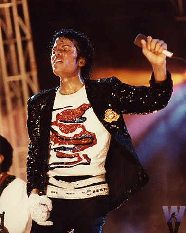 Michael Jackson Vintage Print  : 8x10 C-Print
