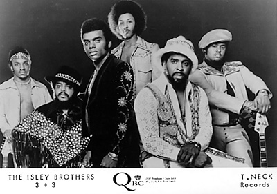 The Isley Brothers Promo Print  : 5x7 RC Print