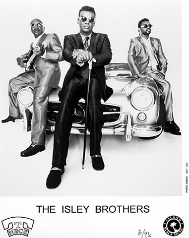 The Isley Brothers Promo Print  : 8x10 RC Print