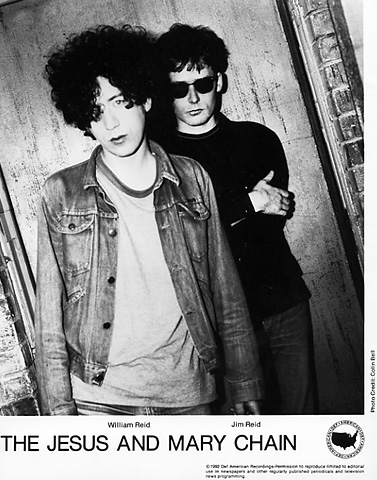 The Jesus & Mary Chain Promo Print  : 8x10 RC Print