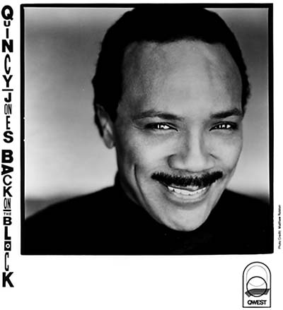 Quincy Jones Promo Print  : 8x10 RC Print