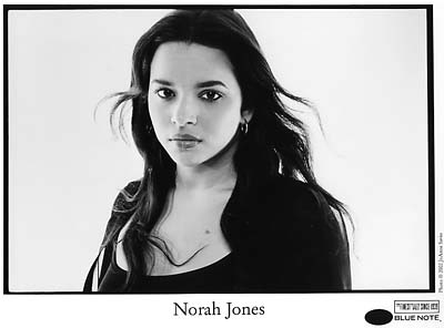 Norah Jones Promo Print  : 8x10 RC Print