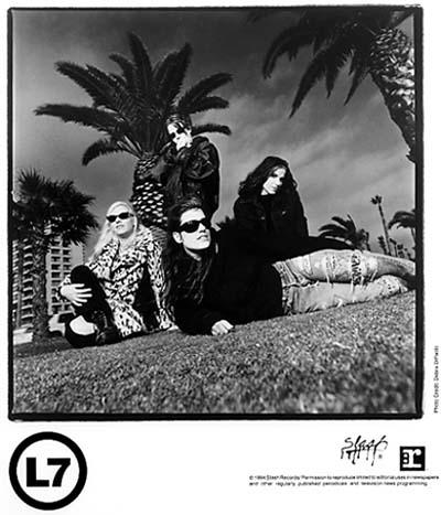 L7 Promo Print  : 8x10 RC Print