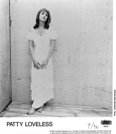 Patty Loveless Promo Print  : 8x10 RC Print