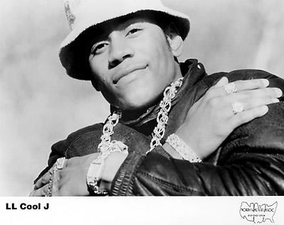LL Cool J Promo Print  : 8x10 RC Print
