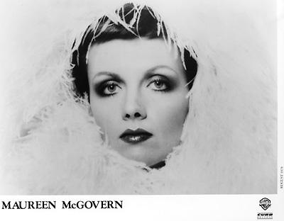 Maureen McGovern Promo Print  : 8x10 RC Print