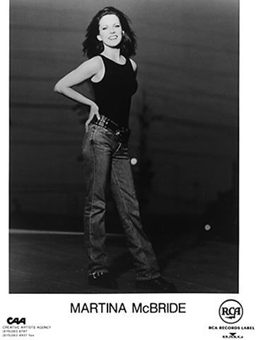 Martina McBride Promo Print  : 8x10 RC Print